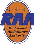 Richmond Ambulance Authority Logo