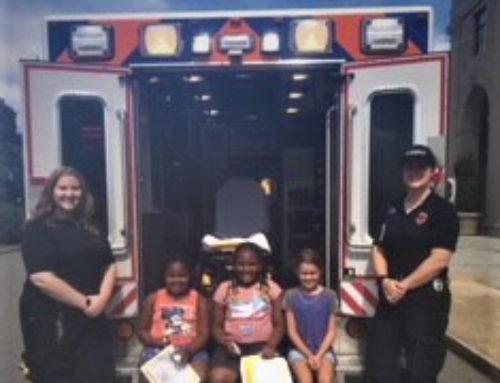 "Richmond Ambulance Authority Participates in Science Museum's ""Prepareathon"""