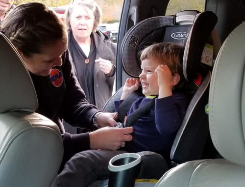 RAA offers free child seat safety checks ahead of Thanksgiving travel