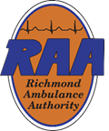 Richmond Ambulance Authority Logo