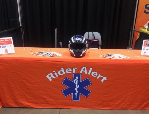 RAA promotes Rider Alert at Progressive International Motorcycle Shows