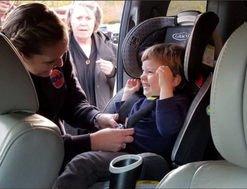 RAA & AAA remind parents to check their child's safety seat before holiday travel