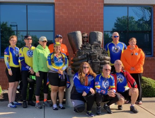 Richmond Ambulance Authority hosts National EMS Bike Ride