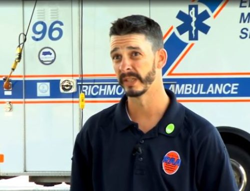 8News speaks to RAA about how first responders handle tragedy