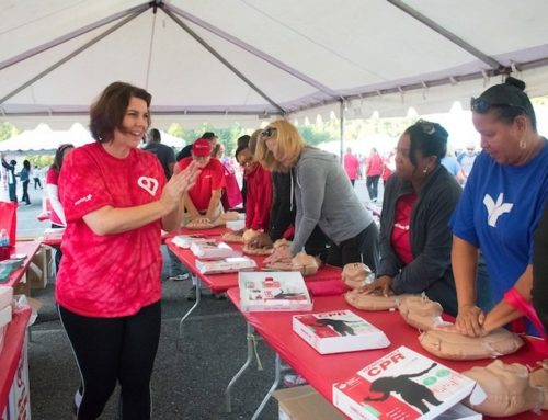 Richmond Magazine highlights RAA and American Heart Association efforts to teach CPR