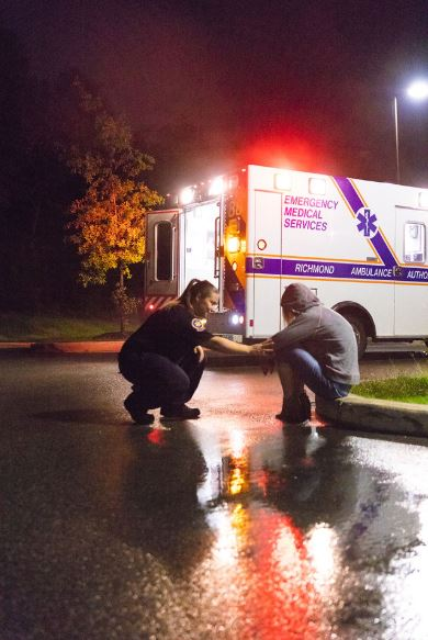 First Responders for Recovery program aims to end opioid