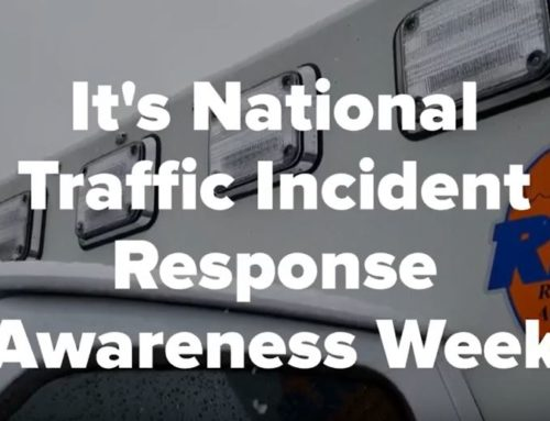 National Traffic Incident Response Awareness Week