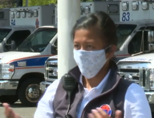 Wearing a mask during heat advisory is OK, experts say