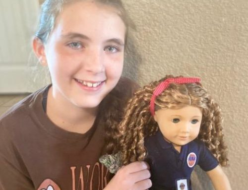 Richmond Ambulance Authority EMT wins American Girl Doll heroes competition