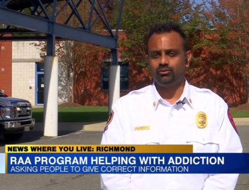Richmond Ambulance Authority urging addicts to take advantage of recovery program