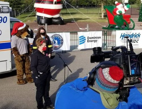 Christmas Parade filmed Saturday will honor frontline heroes