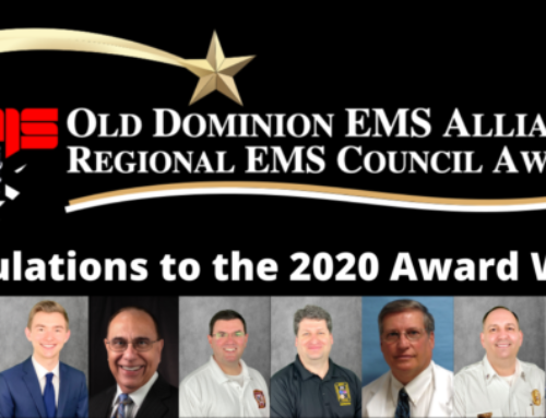 RAA Staff, OMD Recognized at 2020 ODEMSA Regional Awards