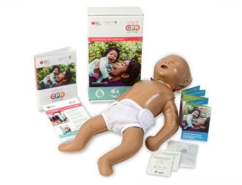 RAA, AHA Hold Virtual Infant CPR Demonstration